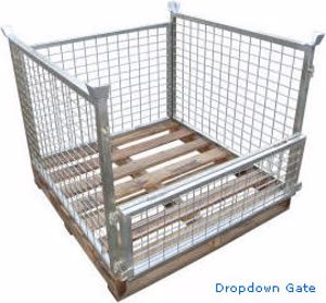 Picture of Pallet Cages (Flat Packed)
