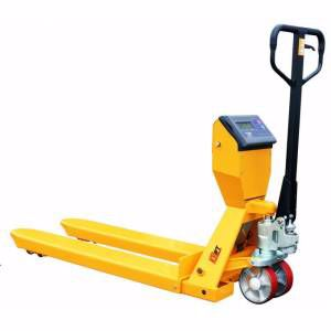 Picture of Pallet Jack with Scales 2000kg 568mm Width