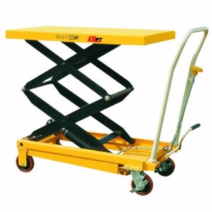 Picture of 300kg Scissor Lift Trolley High Lift - Stock Sydney
