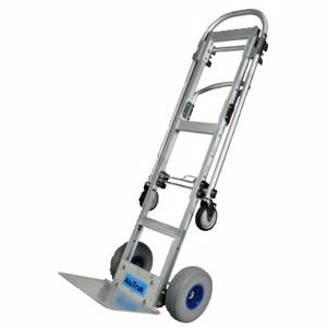 Picture of Convertable Aluminium Trolley 1550mm Handle Height