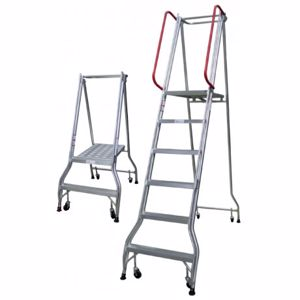 Picture of 2 Steps Monstar Industrial Ladder 570mm Platform Height
