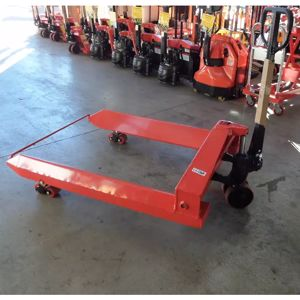 Picture of Paper Roll Pallet Jack