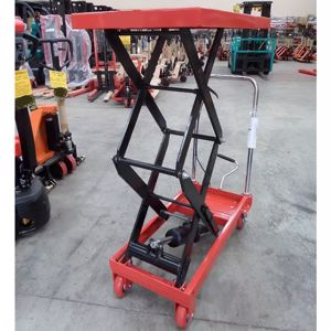 Picture of Scissor Lift Table 350kgs 1.3m