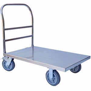 Picture of Stainless Steel Trolley 610W x 1220L (mm)